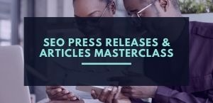 SEO PRESS RELEASE & ARTICLE WRITING